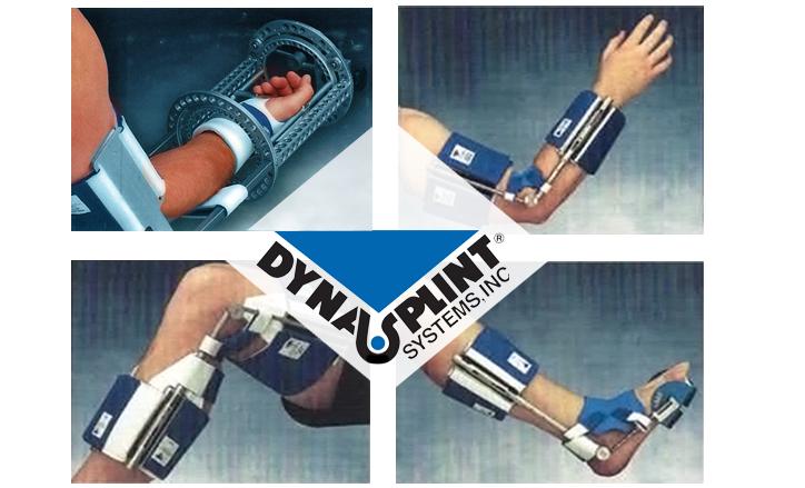 Dynasplint rehab products
