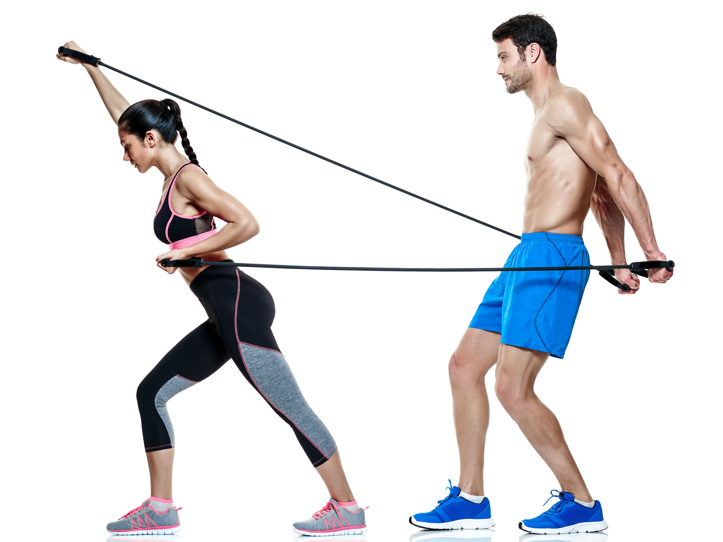 Elastic Exercise bands